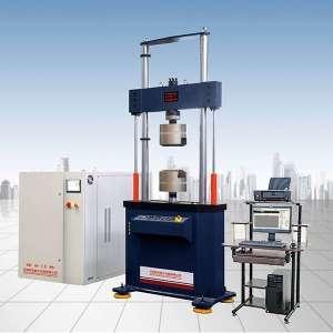 PWS-25-25KN电液伺服动静万能试验机