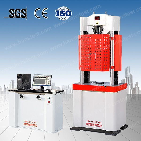 WAW-2000/2000KN微机控制电液伺服万能试验机