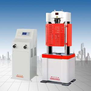 WE-600B液晶数显式万能试验机